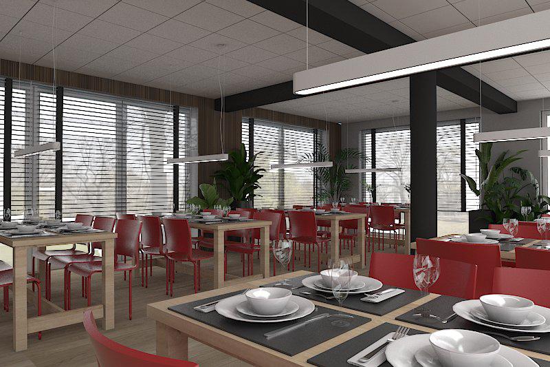projekt domu seniora by a2 Koncept