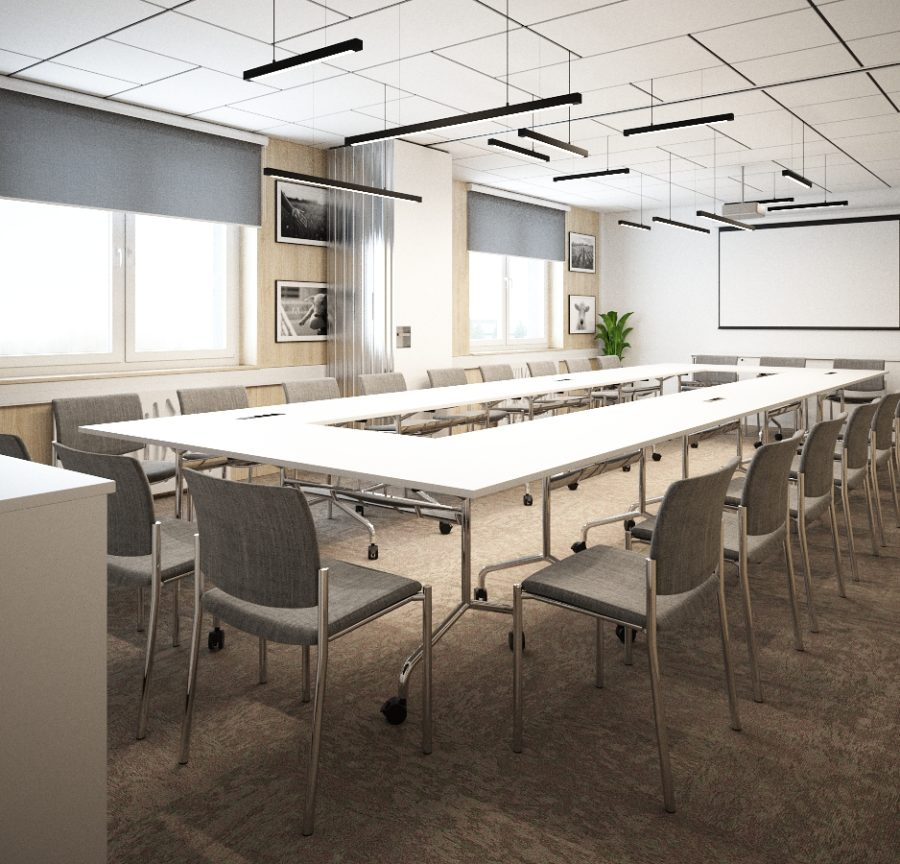 projekty a2 koncept Opole biuro