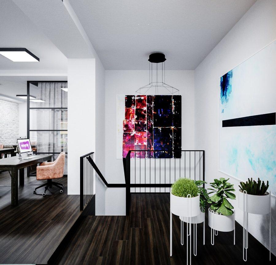projektowanie biur
